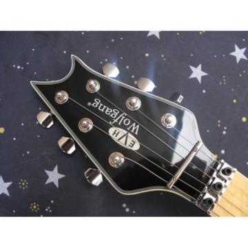Custom Shop EVH Wolfgang Shop Black Electric Guitar