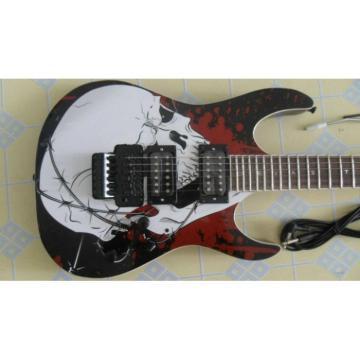 Mark Kendall Skull TTM Super Shop Guitar