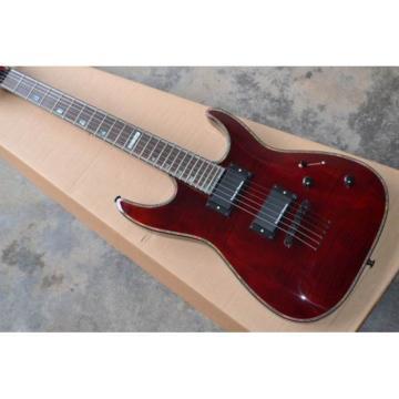 Custom Shop LTD EC 1000 Wine Red Electric Guitar