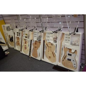 Custom Shop Unfinished Telecaster Guitar Kit Fhole