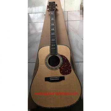 Martin D45 D-45 dreadnought acoustic-electric guitar