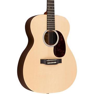 Martin X Series Custom 000X1AE Rosewood HPL Auditorium Acoustic-Electric Guitar Natural