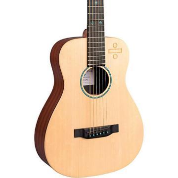 Martin LX Ed Sheeran 3 Signature Edition Little Martin Acoustic-Electric Guitar Natural
