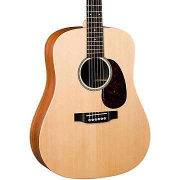 Martin X Series DX1KAE Dreadnought Acoustic-Electric Guitar Natural