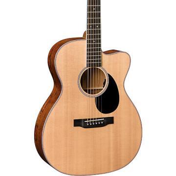 Martin Americana 16 Series OMC-16E  Orchestra Model Acoustic-Electric Guitar Natural