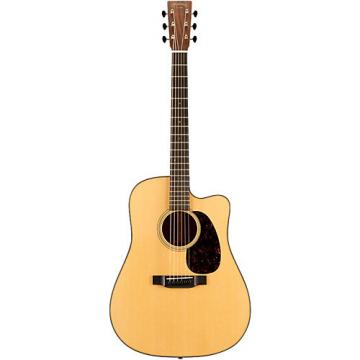 Martin Americana 16 Series DC-18E Dreadnought Acoustic-Electric Guitar Natural