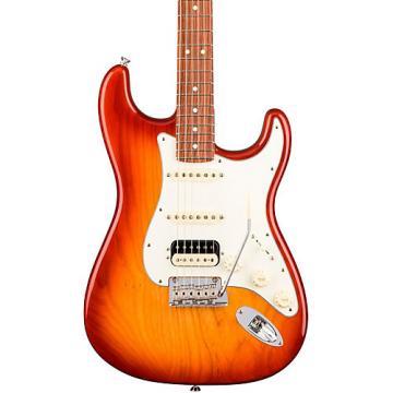 Fender American Professional Stratocaster HSS Shawbucker Rosewood Fingerboard Electric Guitar Sienna Sunburst