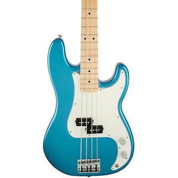 Fender Standard Precision Bass Guitar Lake Placid Blue Gloss Maple Fretboard