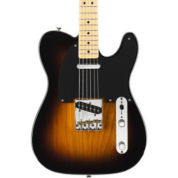 Fender Classic Series Classic Player Baja Telecaster Electric Guitar 2-Color Sunburst Maple Fingerboard