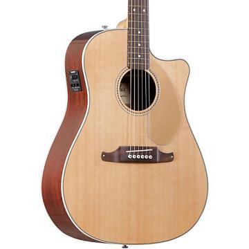 Fender California Series Sonoran SCE Cutaway Dreadnought Acoustic-Electric Guitar Natural