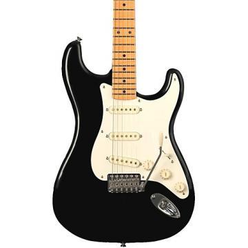 Fender Artist Series Eric Johnson Stratocaster Electric Guitar Black Maple Fretboard