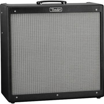 Fender Hot Rod DeVille 410 III 60W 4x10 Tube Guitar Combo Amp Black