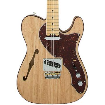 Fender American Elite Telecaster Thinline Maple Fingerboard Electric Guitar Natural