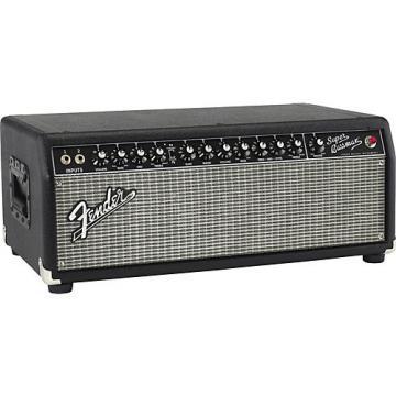 Fender Super Bassman Pro 300W Tube Bass Amp Head Black