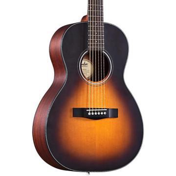 Fender Classic Design CP-100 Parlor Acoustic Guitar Satin Sunburst Rosewood Fretboard