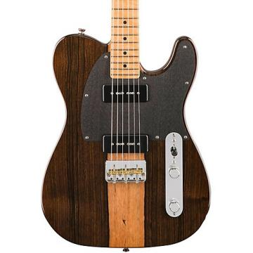 Fender Limited Edition Malaysian Blackwood Telecaster Electric Guitar Gloss Natural