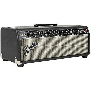 Fender Bassman 800 Hybrid 800W Bass Amp Head Black