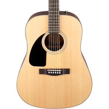 Fender Classic Design Series CD-100 Dreadnought Left-Handed Acoustic Guitar Natural