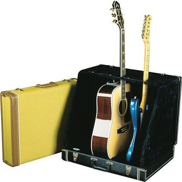 Fender 3 Guitar Case Stand Black