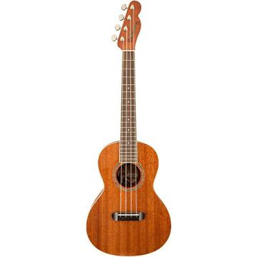 Fender Hau'oli Mahogany Tenor Ukulele Natural