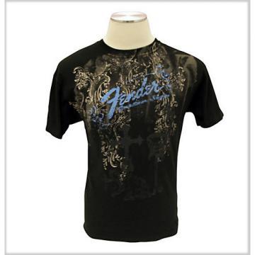 Fender Heaven's Gate T-Shirt Black Extra Extra Large