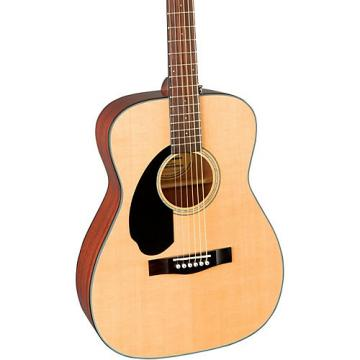 Fender Classic Design Series CD-60S Dreadnought Left-Handed Acoustic Guitar Natural