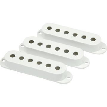 Fender Vintage Strat Pickup Cover White