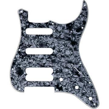 Fender American Standard Strat Pickguard 11 Hole 1HB/2SC Black Pearl