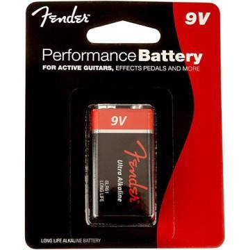 Fender 9 Volt Battery Single