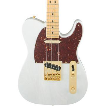 Fender Limited Edition Lightweight Ash Telecaster Maple Fingerboard Electric Guitar White Blonde