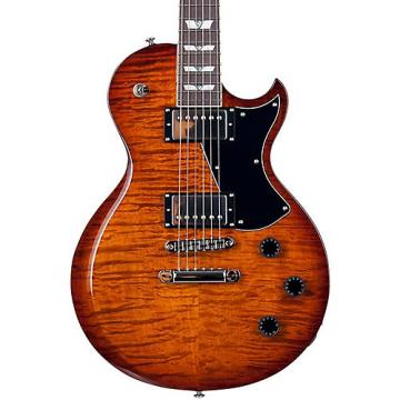 Schecter Guitar Research Solo-II Standard flame Maple Electric Guitar Faded Vintage Sunburst