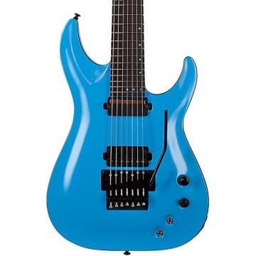 Schecter Guitar Research KM-7 FR-S Electric Guitar Blue