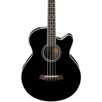Ibanez AEB5E Acoustic-Electric Bass Black