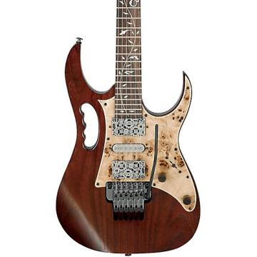 Ibanez JEM77WDP Steve Vai Signature JEM Premium Series 6-String Electric Guitar Natural