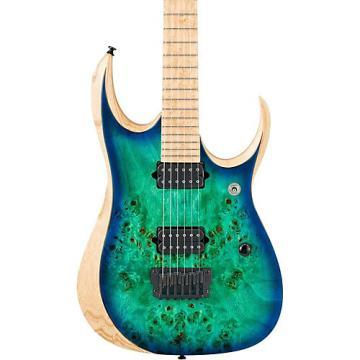 Ibanez Iron Label RGD Series RGDIX6MPB Electric Guitar Surreal Blue Burst
