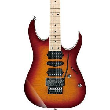 Ibanez RG Prestige RG657MSK 6 string Electric Guitar Sunset Burst