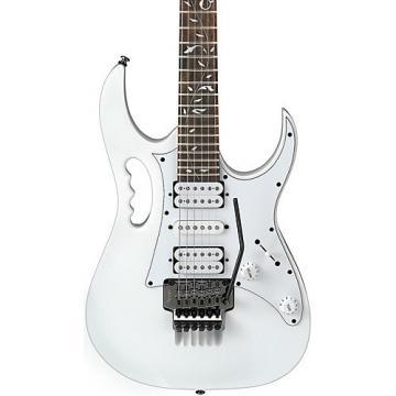 Ibanez JEMJR Steve Vai Signature JEM Series Electric Guitar White
