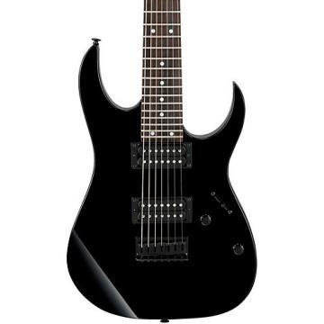 Ibanez GRG7221 7-string Electric Guitar Black