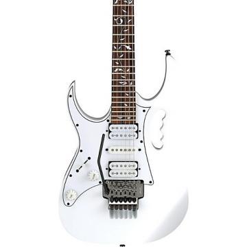 Ibanez Steve Vai Signature JEMJRL Series Left-Handed Electric Guitar White