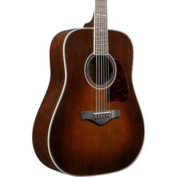 Ibanez AVD10 Artwood Vintage Dreadnought Acoustic Guitar Brown Vintage Sunburst