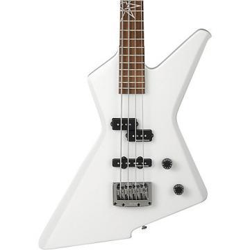 Ibanez MDB4 Mike D'Antonio Signature 4-String Electric Bass Guitar White