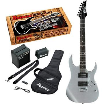 Ibanez IJRG220Z Electric Guitar Package Silver