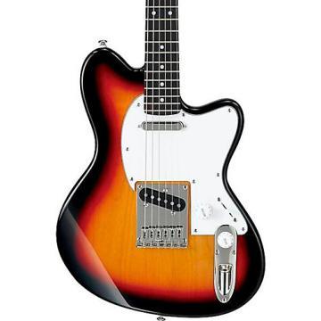 Ibanez Talman Series TM302 Electric Guitar Tri-Fade Burst Rosewood Fingerboard