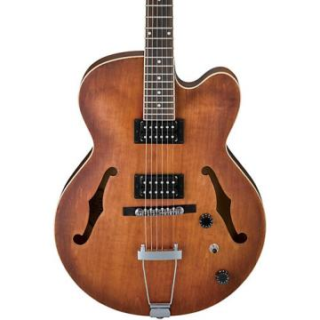 Ibanez Artcore AF55 Hollow-Body Electric Guitar Flat Tobacco