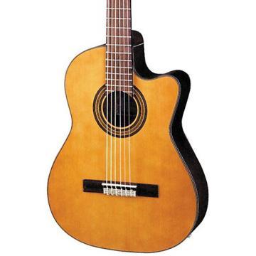 Ibanez GA Series GA6CE Classical Cutaway Acoustic-Electric Guitar Natural