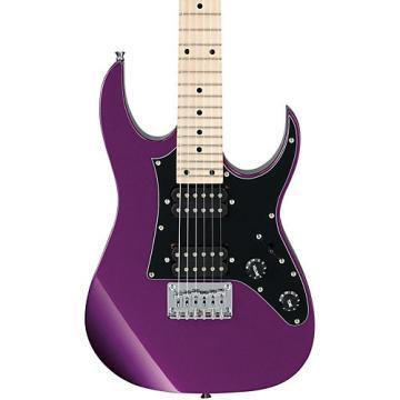 Ibanez GRGM21M GRG miKro Series Electric Guitar Metallic Purple