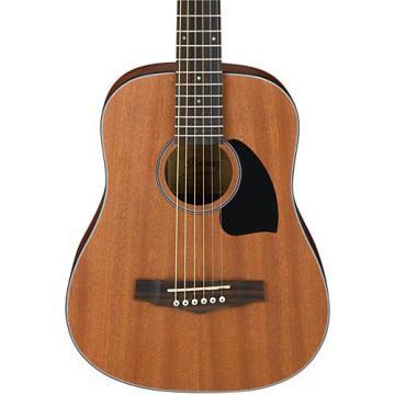 Ibanez PF2MHOPN 3/4 Mini Dreadnought Acoustic Guitar Open Pore Natural