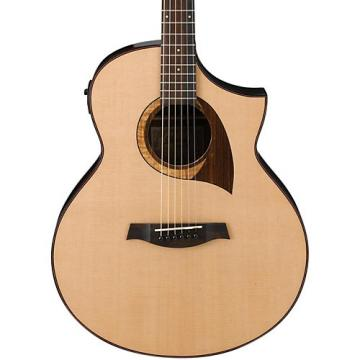 Ibanez AEW22CDNT Cordia Exotic Wood Acoustic-Electric Guitar Gloss Natural