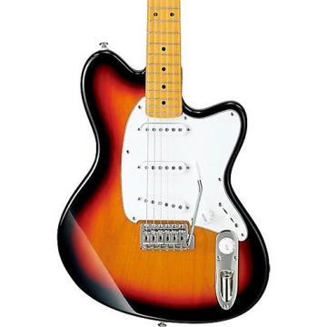 Ibanez Talman Series TM330M Electric Guitar Tri-Fade Burst Maple Fingerboard