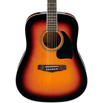 Ibanez PF15VS Performance Dreadnought Acoustic Guitar Gloss Vintage Sunburst